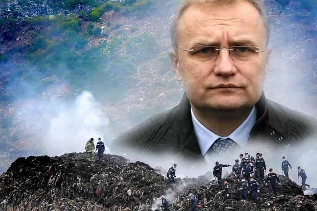 Почему львовский мусор до сих пор возят по всей Украине
