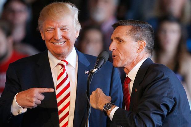 Трамп знал, что Флинн был под следствием, но назначил его советником