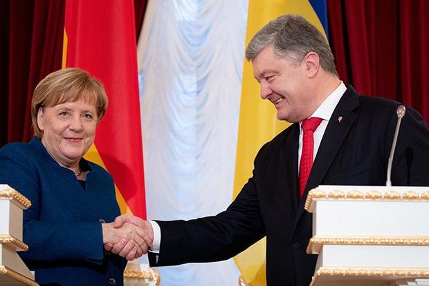 Меркель вперше назвала термін, коли Україна вступить в Євросоюз