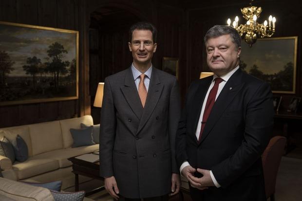 Лихтенштейн пообещал отменить визы для украинцев сразу после Евросоюза