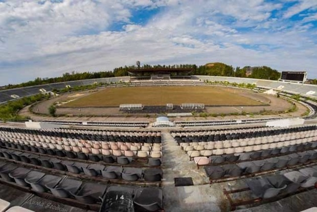 Как выглядит стадион «Шахтер» в оккупированном Донецке