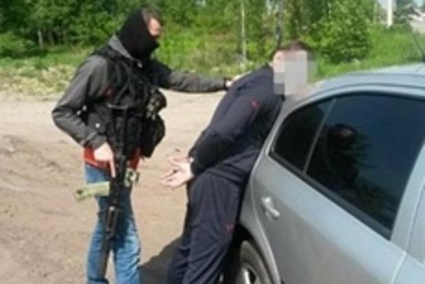 На Житомирщине заблокировали канал поставки оружия из зоны АТО