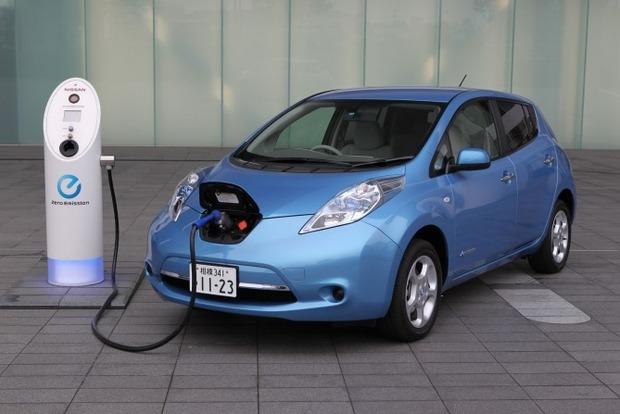 В Мининфраструктуры предложили производить электромобили в Украине