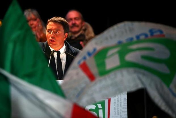В Италии проходит решающий референдум по реформе Конституции