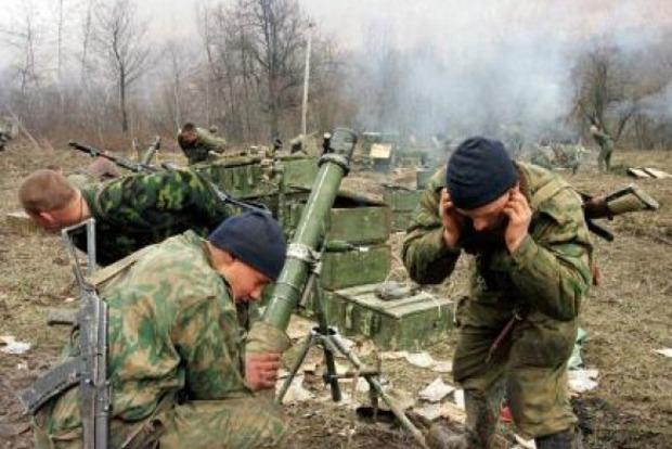 На Луганском направлении террористы увеличили количество обстрелов из минометов – Лысенко