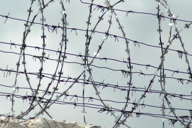 В женской колонии заключенная впервые за семь лет увидела своих детей (видео)