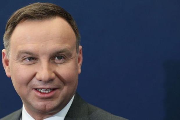 Дуда: Польша потребует от Германии новых репараций