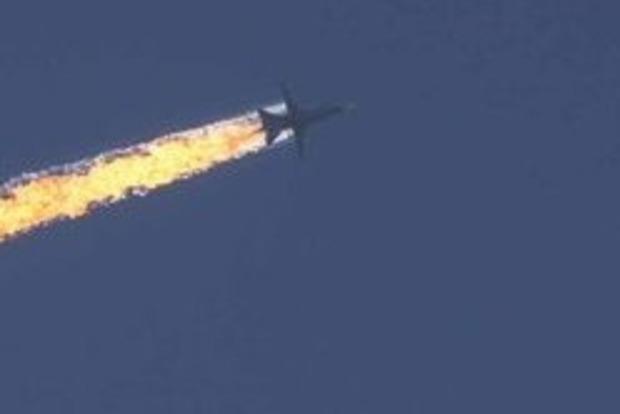 Разбившийся в Сирии самолет оказался российским