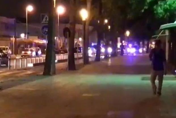 Поліція Каталонії ліквідувала терористів вКамбрілсі
