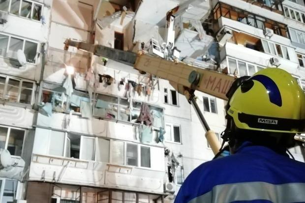 Замминистра Авакова озвучил основную версию взрыва дома в Киеве