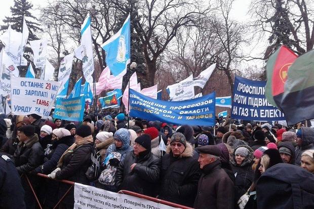 Майдана-3 не будет как минимум до весны 2017 года