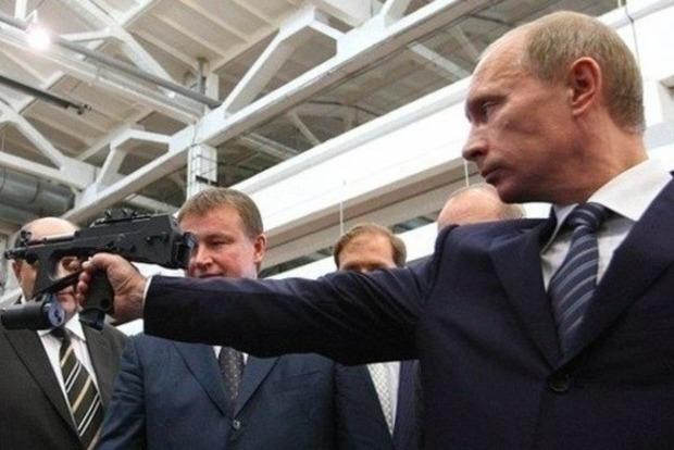 Путін дозволив іноземним громадянам воювати вармії Росії закордоном