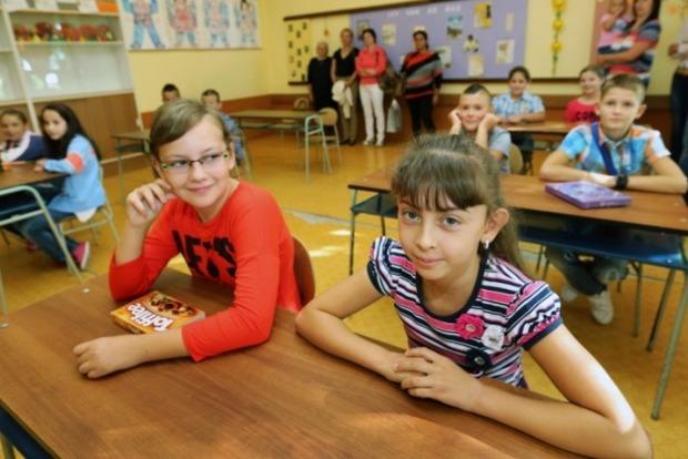 Школи в Словаччині стрімко заповнюються дітьми українських заробітчан