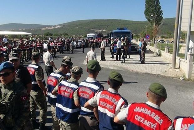 В Турции 34 военных признали виновными в попытке убийства президента