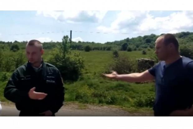 Словакия приостановила совместное патрулирование границы с Украиной из-за активистов Закарпатья