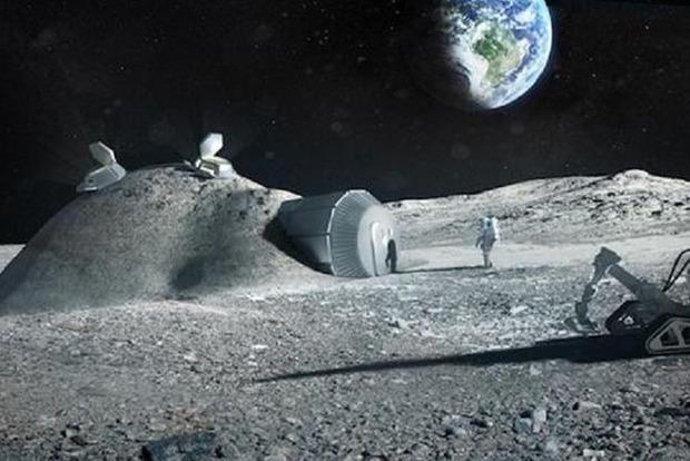 В Японии инвесторы установят билборды на Луне за $90 млн
