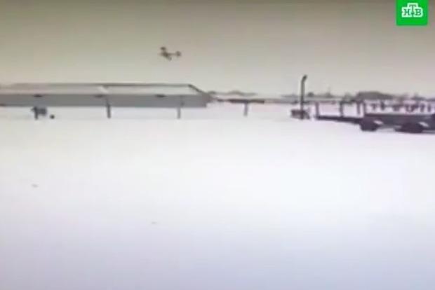 УРосії ваеропорту впав літак: загинули дві людини, серед них— дитина