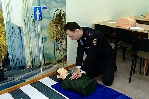 Минздрав научит полицейских, спасателей и бортпроводников оказывать первую помощь