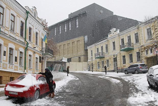 Презентован новый Театр на Подоле. Директору все нравится, части киевлян и КГГА - нет