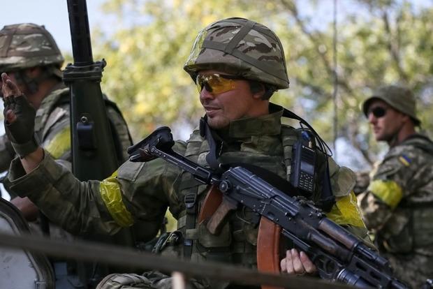 В Украине скоро начнется призыв офицеров запаса