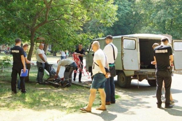 В Одессе два дня на улице умирал прохожий, которого отказалась забирать скорая