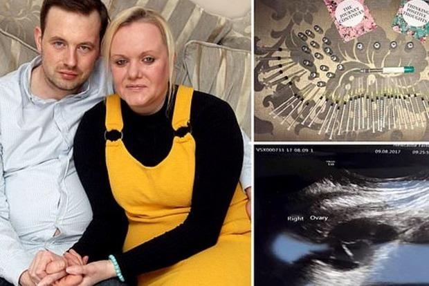 Благодаря хирургам женщина без влагалища готовится родить