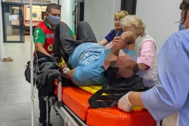Масштабное ДТП под Киевом. Прооперировано  8 из 12 пострадавших в аварии