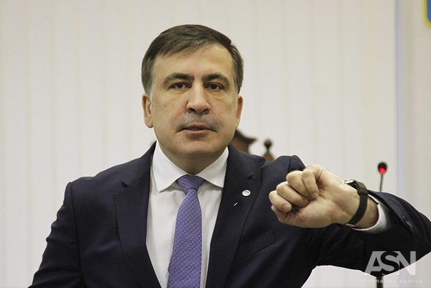 Саакашвили подал иск в суд из-за событий 12 февраля