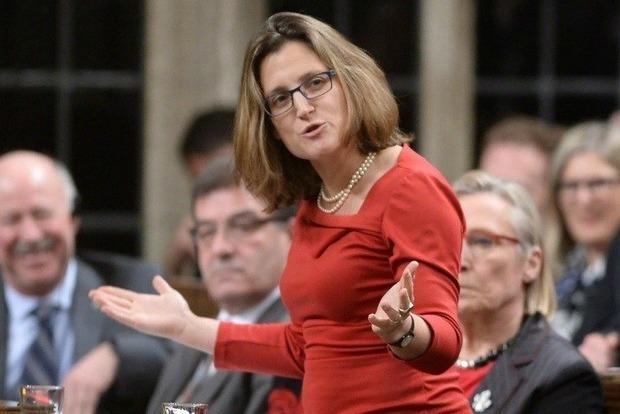 Канада на засіданні ОБСЄ: Вторгнення РФ в Україну загрожує всьому світу