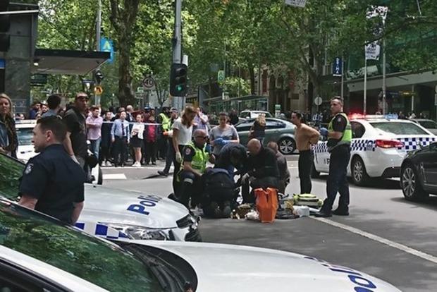 Наезд на пешеходов в Мельбурне: три человека погибли, более 20 ранены