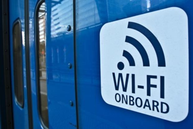 С cегодняшнего дня в украинских поездах появится Wi-Fi