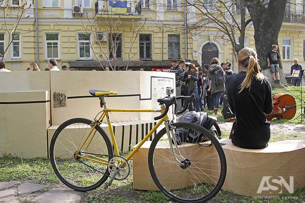 Бум 1890-х. Киеву напомнили о недооцененном велосипеде