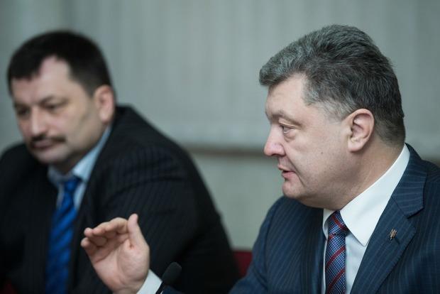 Порошенко считает, что у депутатов есть «задолженность» перед НАБУ