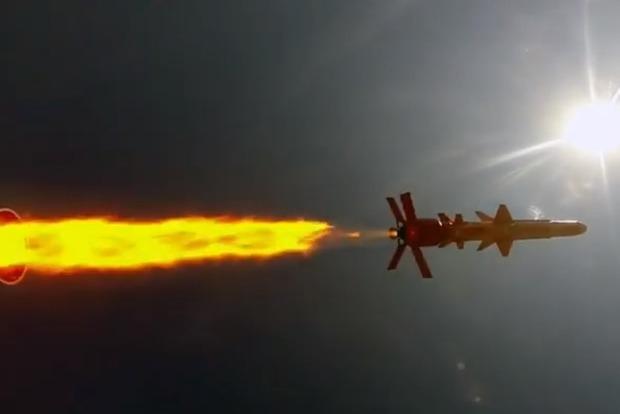 КБ Луч показало видео испытаний крылатой ракеты «Нептун»