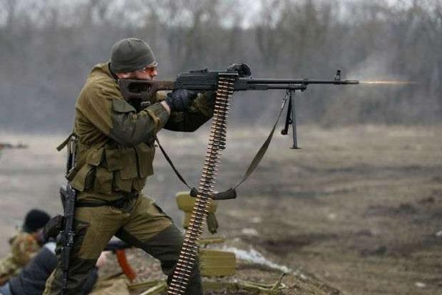 ГУР: «Дружественным» огнем были уничтожены два боевика