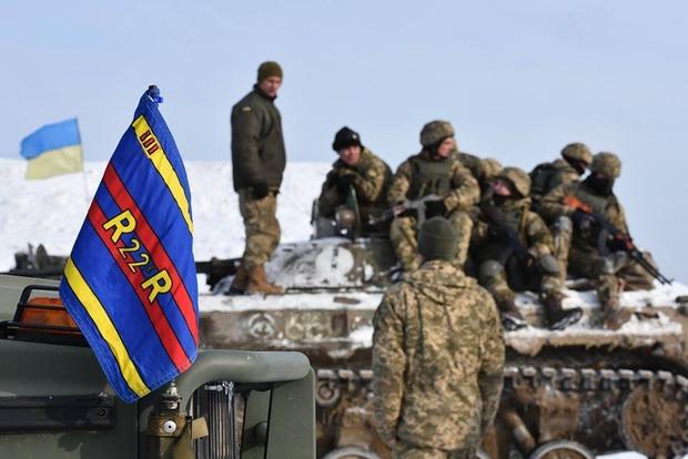 200 военных из Канады будут проводить курс подготовки украинских военных