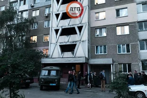 В Киеве разыскивают шизофреника, забившего пенсионерку до смерти