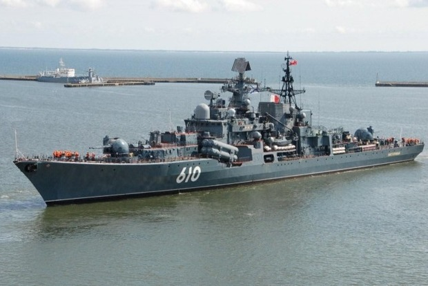 Руководство Балтийского флота РФ отстранено от обязанностей «за искажение реального состояния дел»