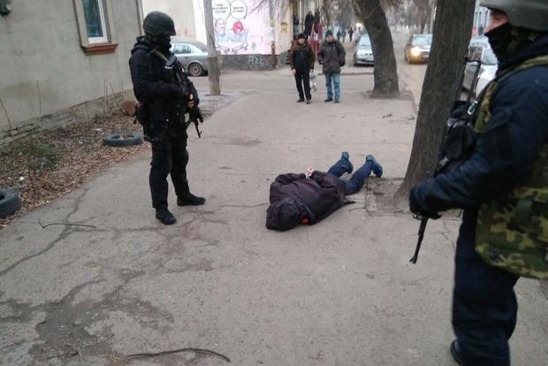 В Ровно задержали главаря банды, достойной экранизации Голливуда