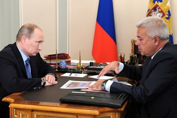 Путин на закрытой встрече с олигархами обсудил их работу в Украине