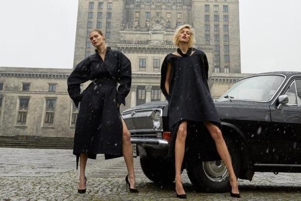 ОблОжались. Скандал спалахнув навколо першого номера польського журналу Vogue