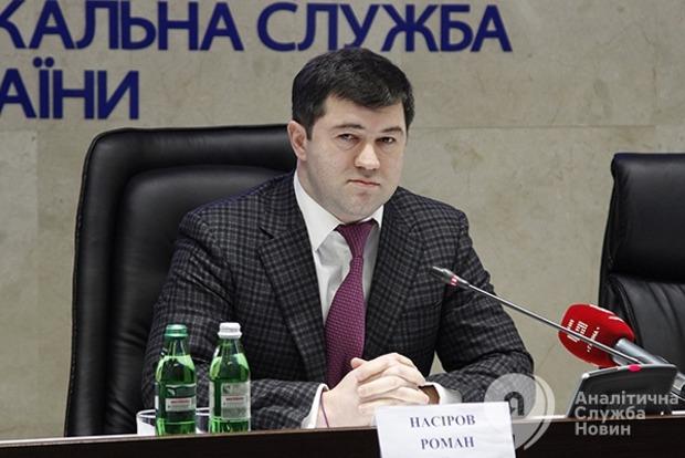 Насиров заявил о расследовании против Марушевской по подозрению в коррупции