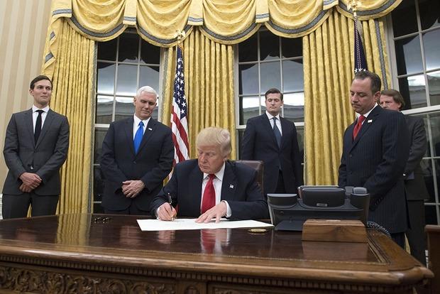 Под санкции Трампа попала еще одна страна