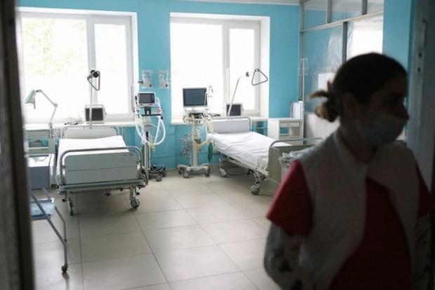 В Минздраве рассказали, что будет после 100% заполненности коек для больных COVID-19