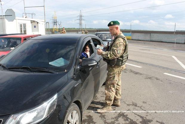 КПВВ «Зайцево» снова открыт