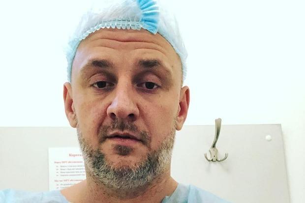 Рэпер Потап попал в больницу