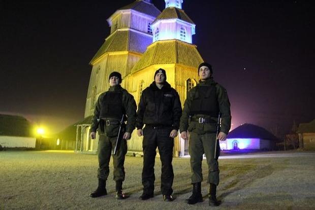 Нацгвардія взяла під охорону церкви Московського патріархату в Запоріжжі