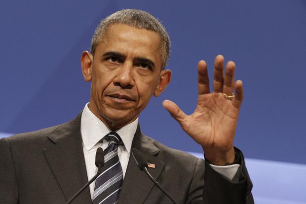Яценюк в США встретился с Обамой