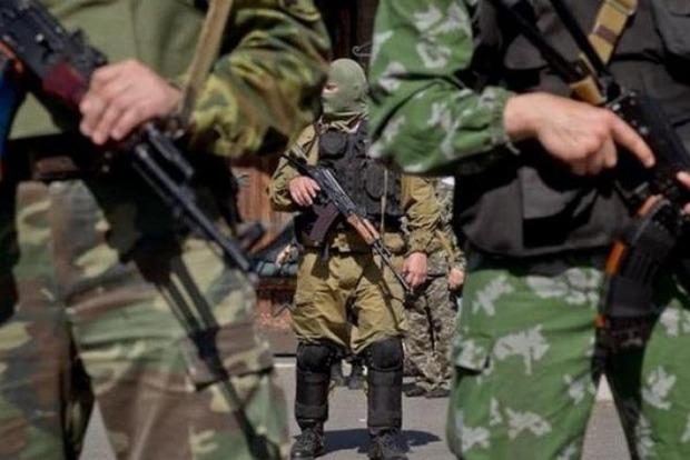 Вчера в районе АТО были уничтожены четыре боевика
