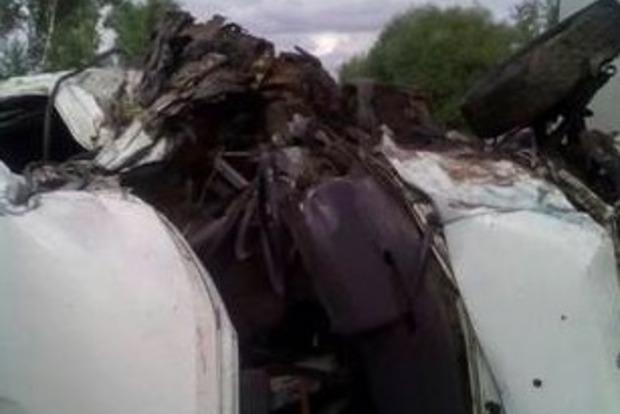 Пассажирский автобус разбился на Львовщине, есть жертвы